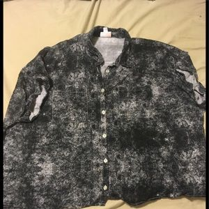 Lularoe Amy Shirt size Large